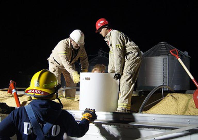 Turtle Tube™ Grain Bin Rescue Sleeve