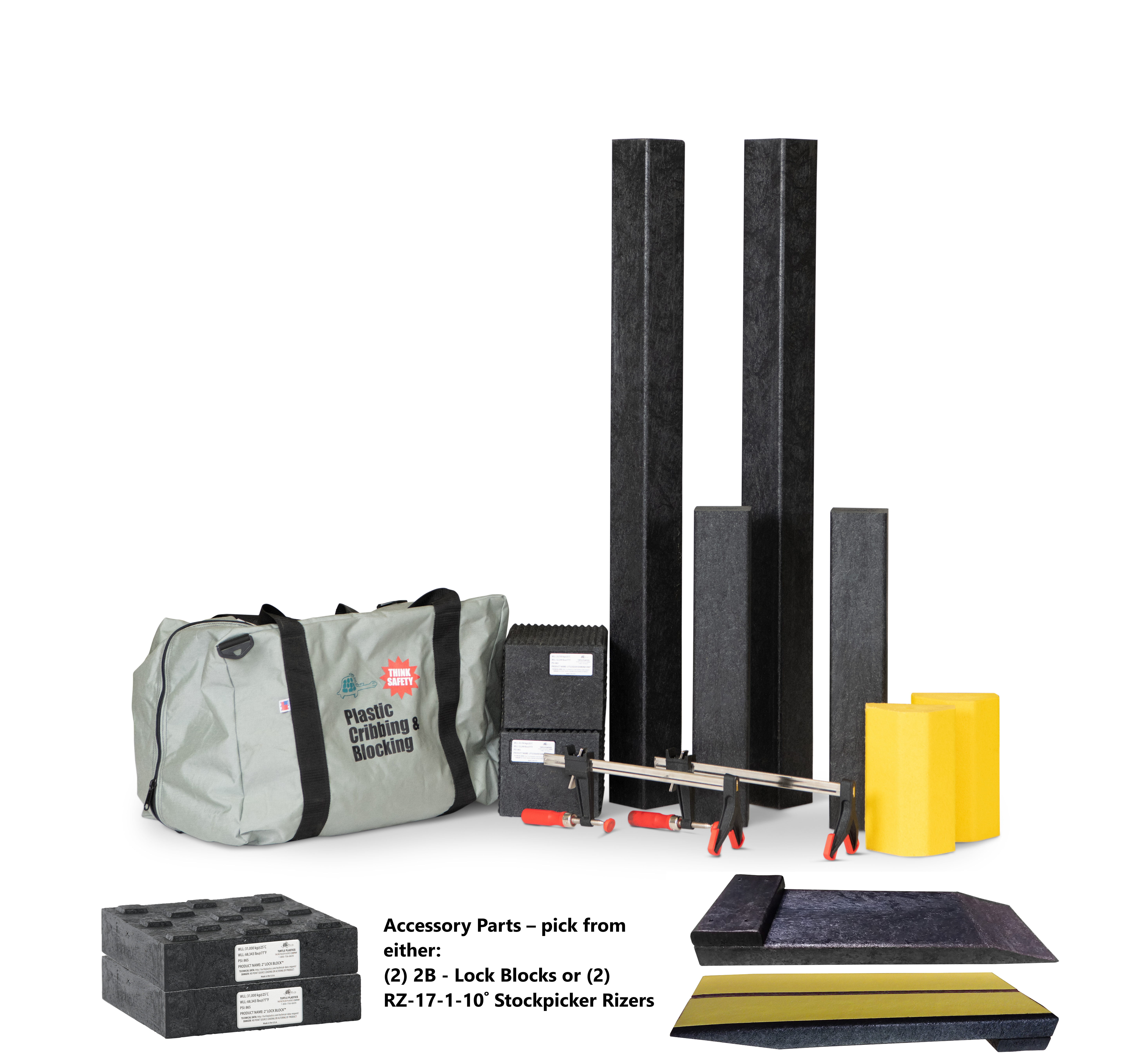 Forklift Stabilization Kit R